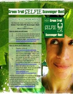Green Scavenger Hunt - short description - 7-22-15