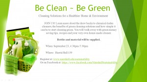 be clean be green flyer-1