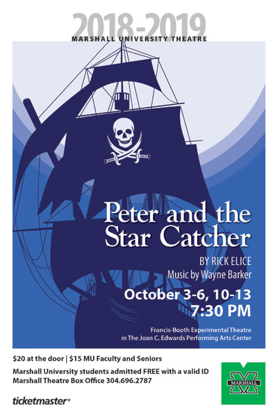 Poster for Peter and the Star Catcher