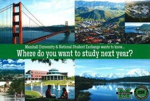 NSE postcard