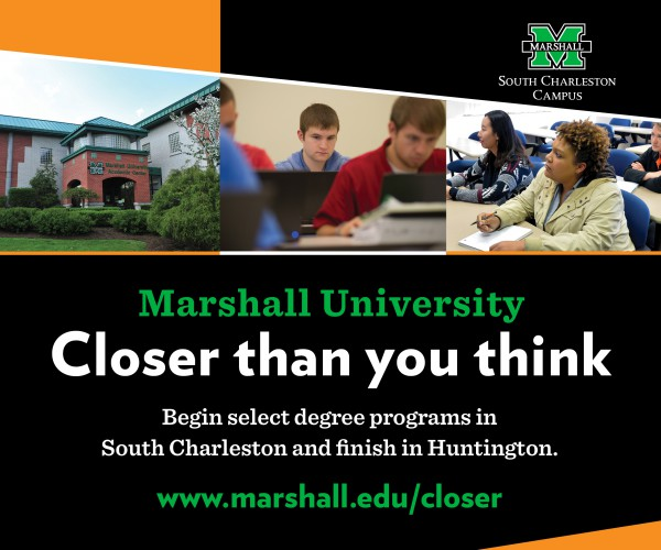 Marshall to host second open house for prospective undergraduate students on South Charleston campus