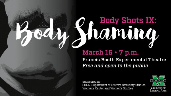 Body Shots IX to explore body shaming, call out shamers