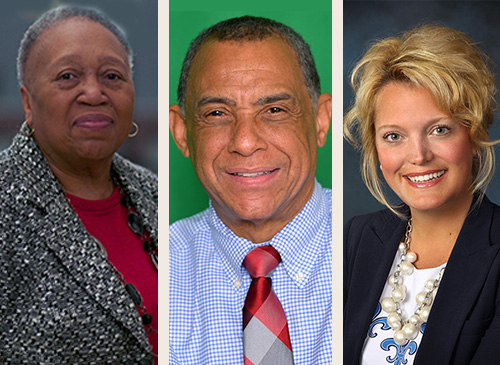 Three from Marshall to be honored for achievements in area of social action