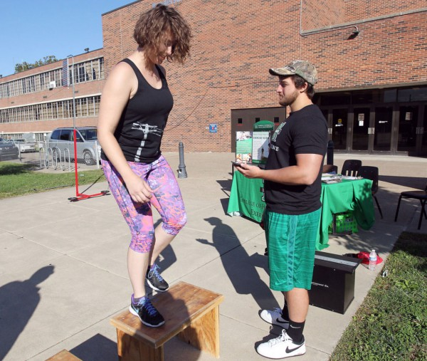 Marshall recognized as gold-level campus for Exercise is Medicine program; only university in state to earn EIM recognition