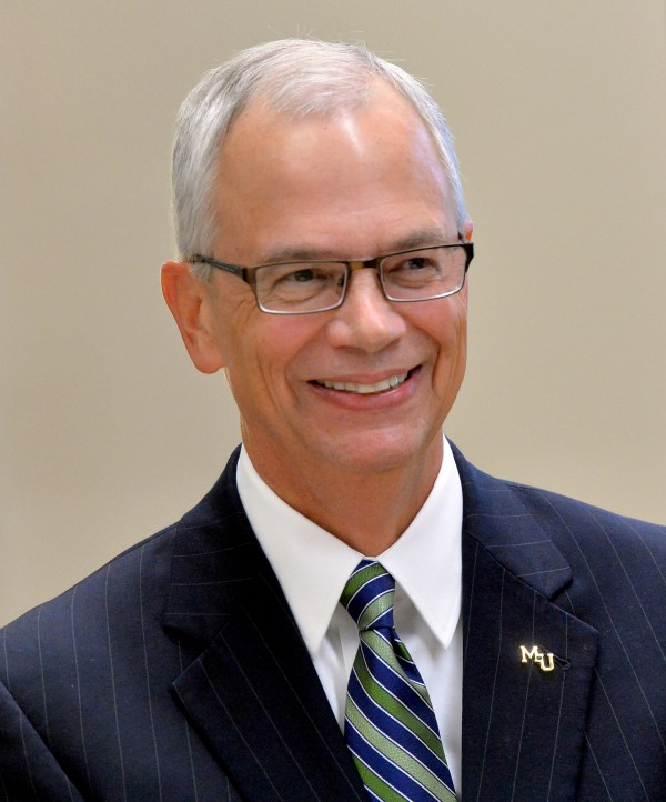 Reminder: Reception for President Gilbert to take place in South Charleston Feb. 22