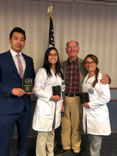 Residents of the Month October 2019