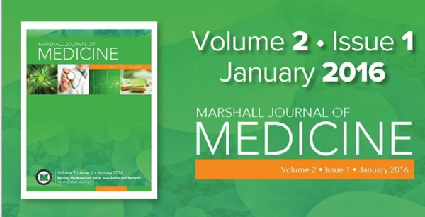 Med School produces second issue of Marshall Journal of Medicine
