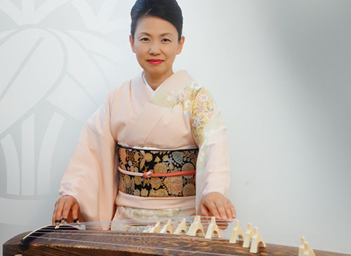 Koto and Flute performance to take place Saturday on the Huntington campus