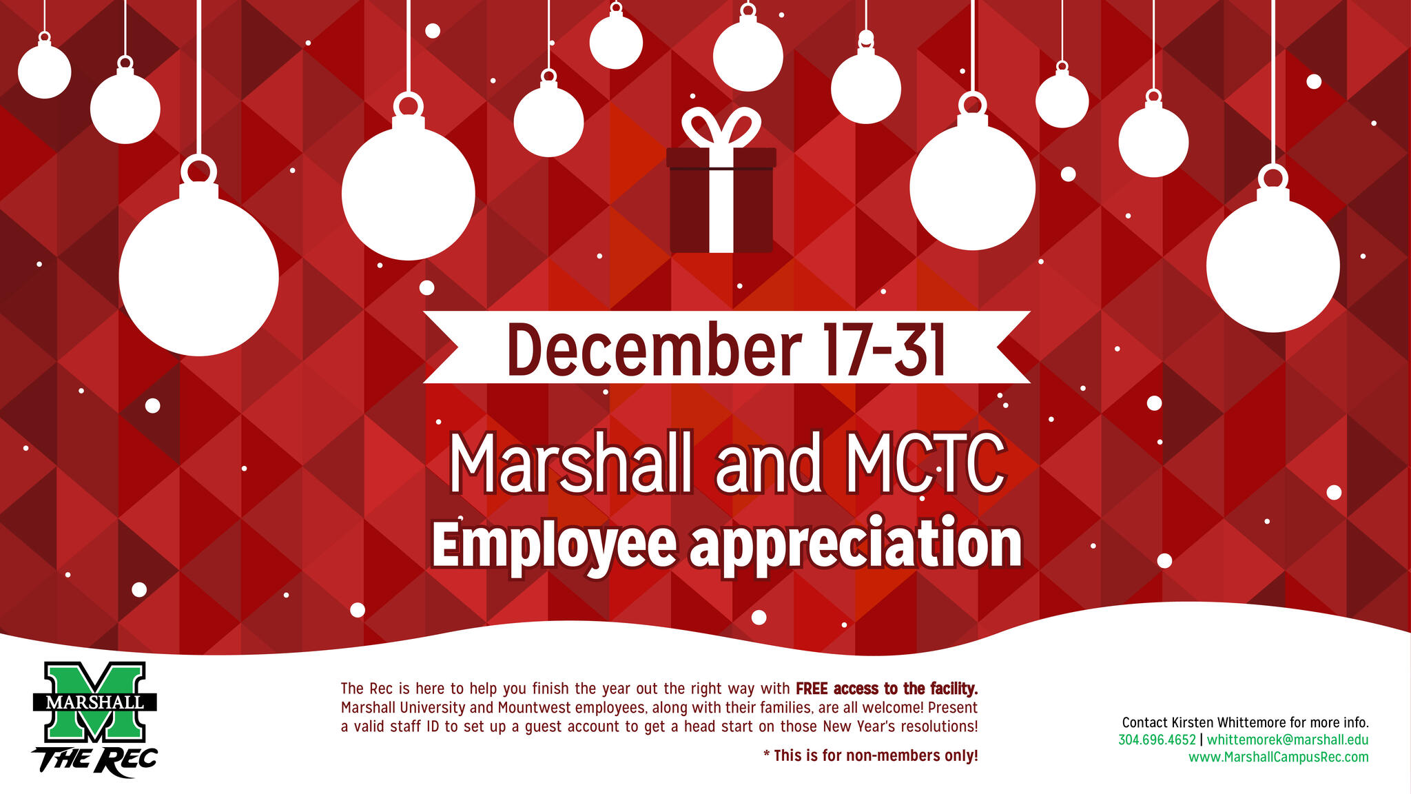 We Are     Marshall for December 20, 2017