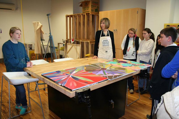 Marshall art workshop for 6-8th graders continues Feb. 20
