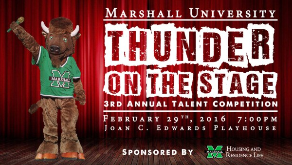 'Thunder on the Stage' to take place Feb. 29