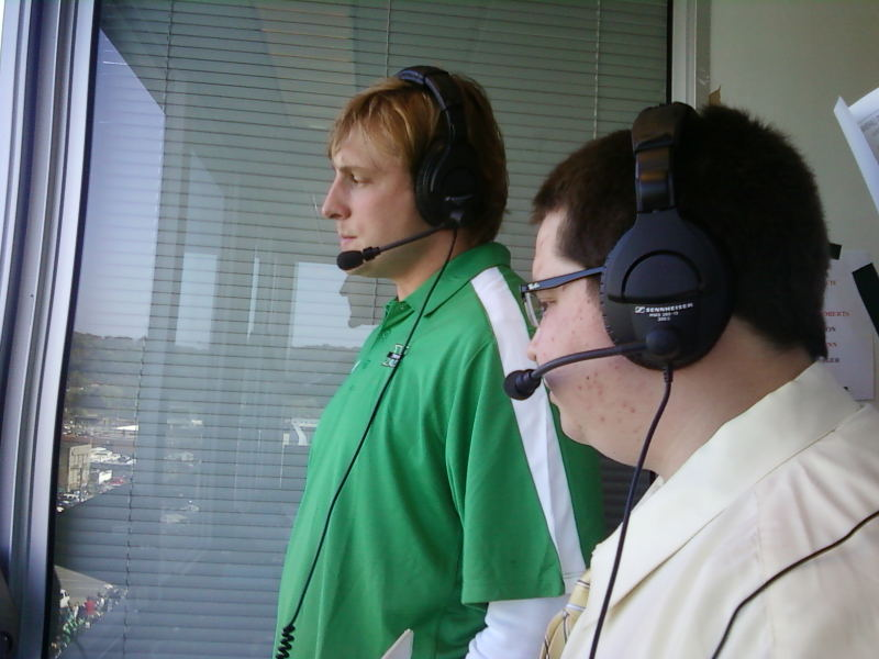 CHAD PENNINGTON AND SPANKY